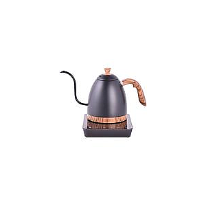 BREWISTA ARTISAN 900ML GOOSENECK VARIABLE KETTLE BLACK