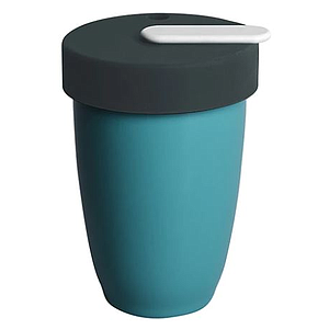 C111-07ATE	Nomad	250ml Double Walled Mug (Teal)